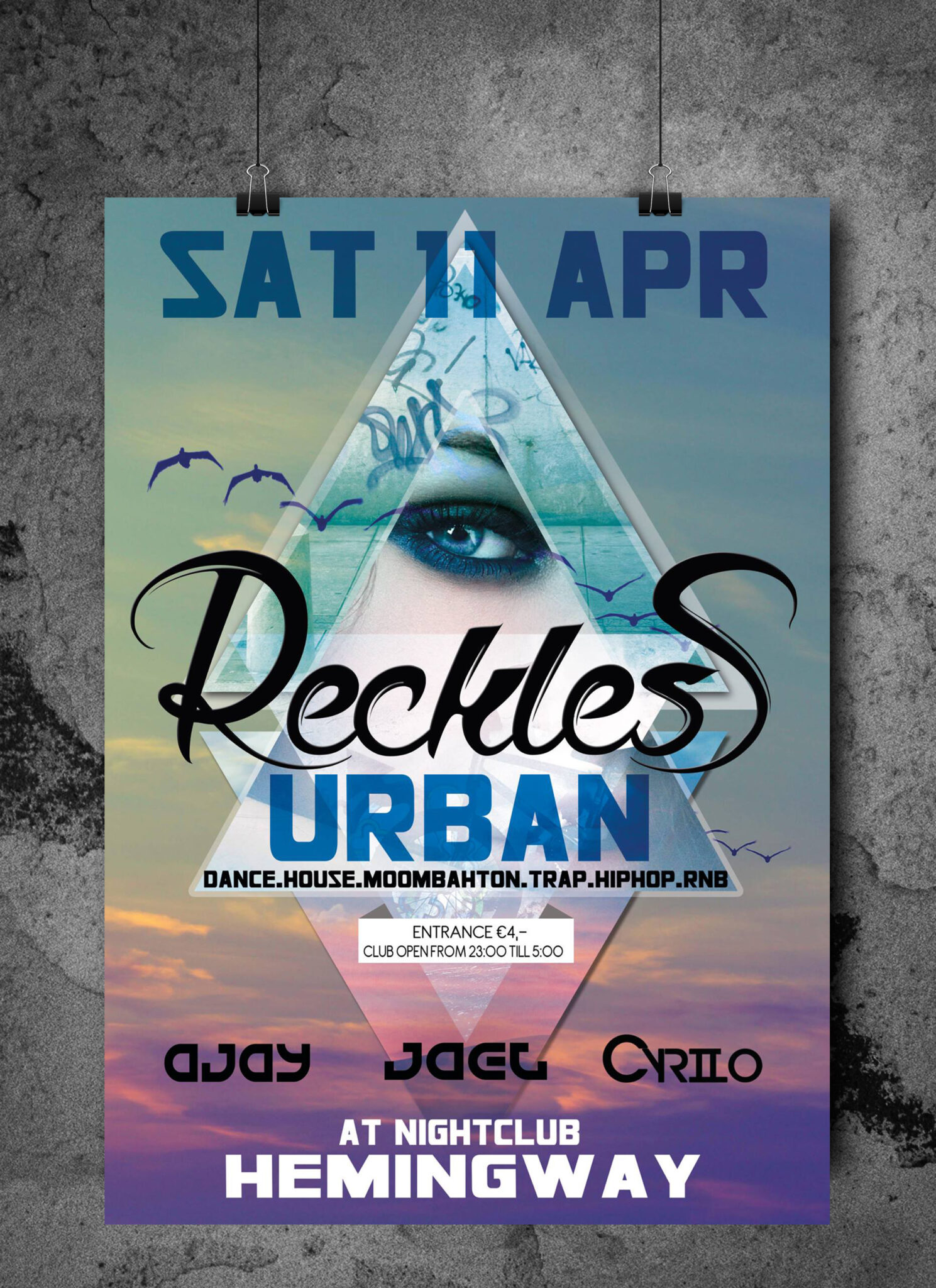 Reckless_Urban